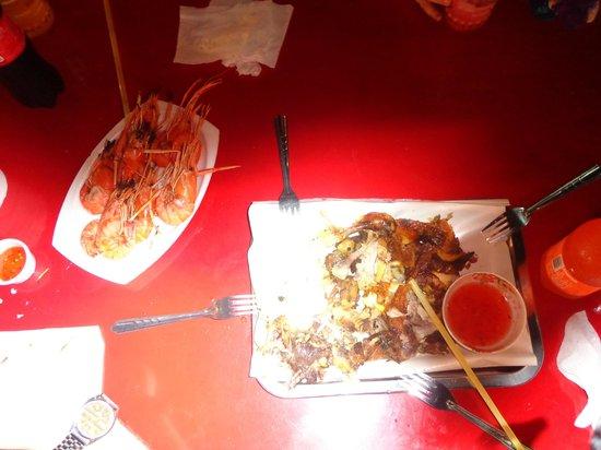 Ibis Pattaya : у макашников