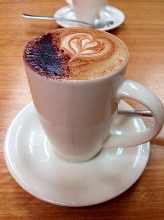 Kafe Kara: Mocha