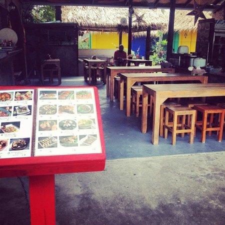 Wok & The Much Rooms: restaurant
