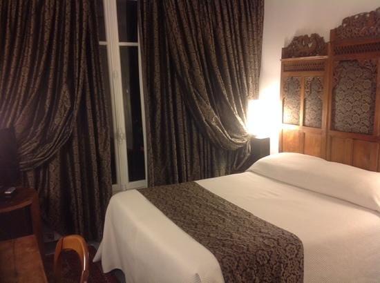 Hotel Nicolo : Room 64 January 2014