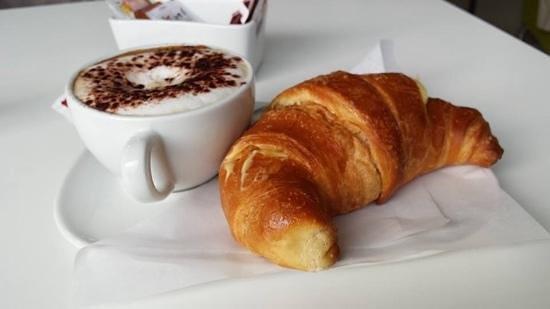 Trattoria La Vigna: colazione