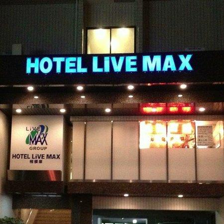 Hotel Livemax Sagamihara: 外観