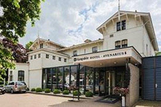 Hampshire Hotel - Avenarius: Hampshire Hotel Avenarius - Entree