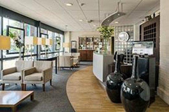 Hampshire Hotel - Avenarius: Receptie - Entree