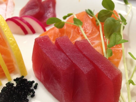 Best sushi for Canape restaurant