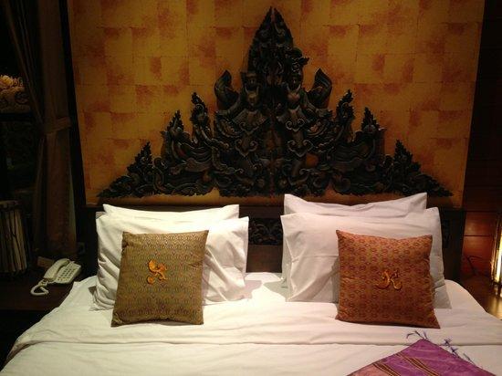 Ruenkanok Thai House: Номер