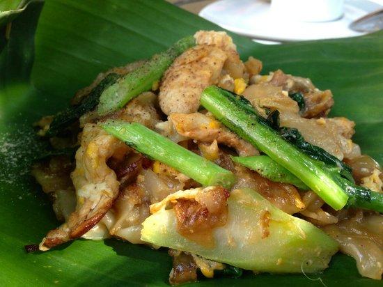 Ruenkanok Thai House: Завтрак