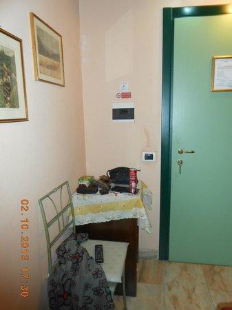 Hotel Centrale Siracusa: habitación