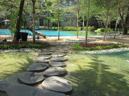 Courtyard Bali Nusa Dua Resort: Pool