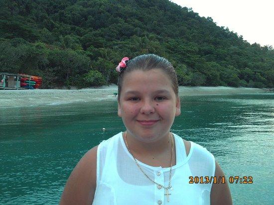 Fitzroy Island Resort: PRE DINNER