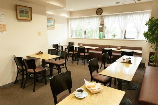 Hotel Yassa : レストラン