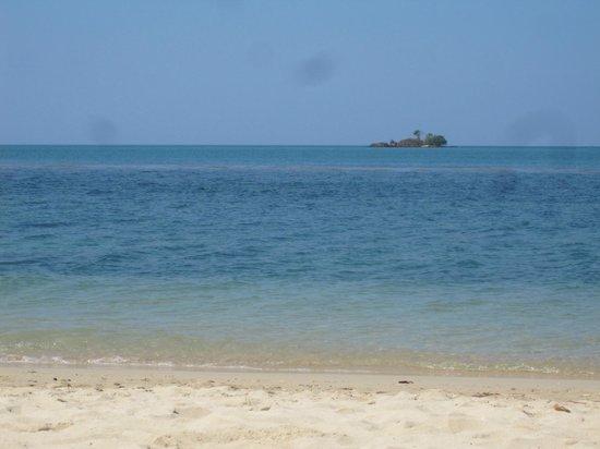 Chang Park Resort & Spa: Пляж