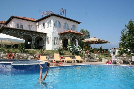 Hotel Zeus: Zeus hotel