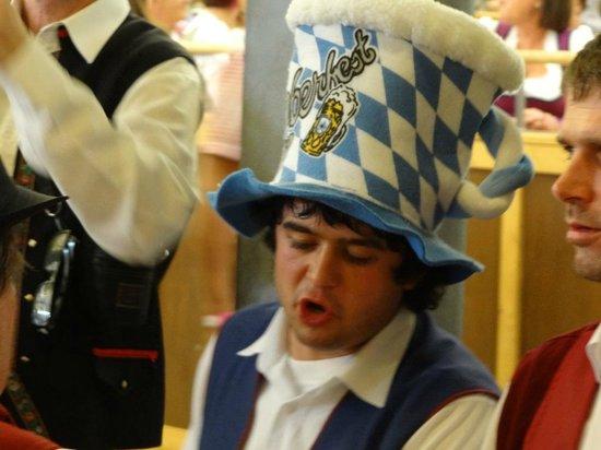 Theresienwiese: Такие красивые шляпы