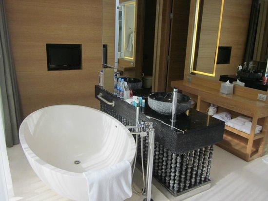 W Retreat Koh Samui: Nice bathroom!!