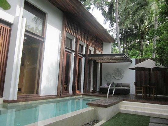 W Retreat Koh Samui: Pool~!!
