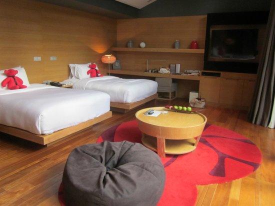 W Retreat Koh Samui: Room!