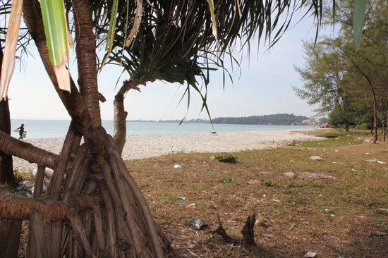 Ochheuteal Beach: sauberer Srand?