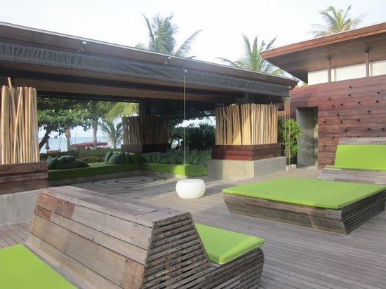 W Retreat Koh Samui: Beach-bar