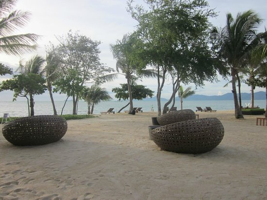 W Retreat Koh Samui: Beach
