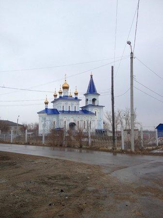 Agapovka, Rusia: Храм в честь владимирской иконы Божией матери