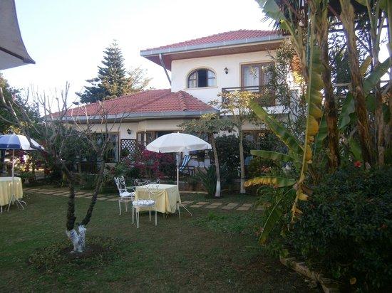 La Residence Camelia: Garden