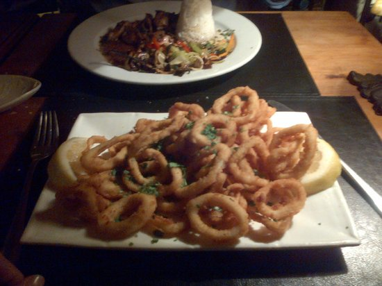 62 Bar: Ejemplos del menú.