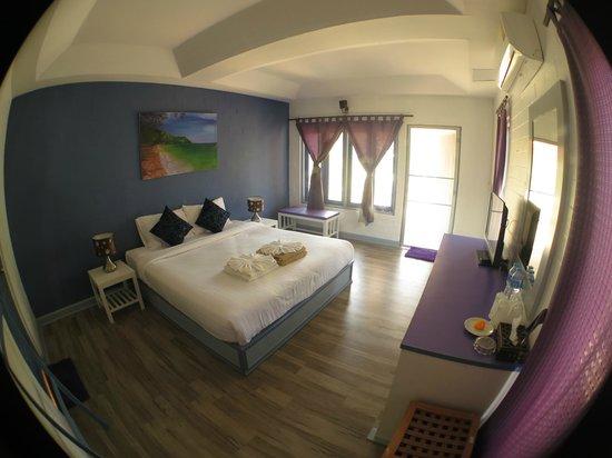 Soontreeya Lanta: Comfortable bed