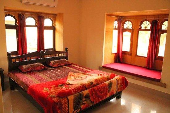 Hotel Jaisalmer Palace: My Room