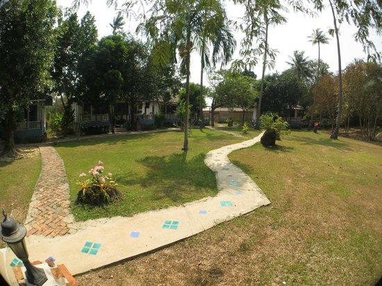 Soontreeya Lanta : Great gardens