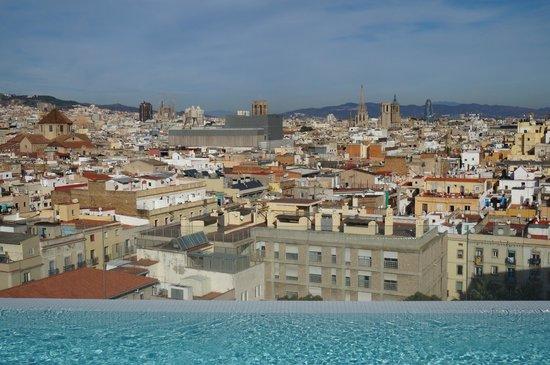 Andante: La vista dalla terrazza