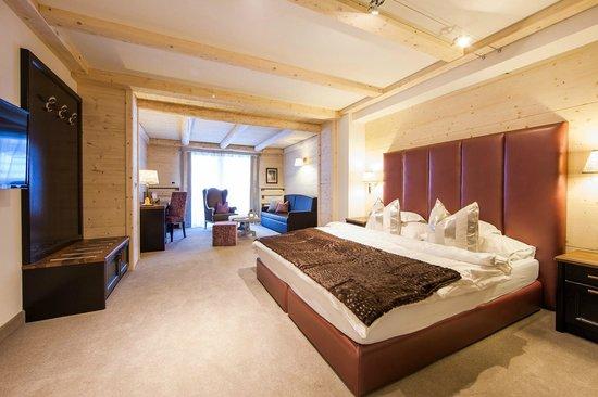 Hotel Portillo Dolomites: Junior Suite