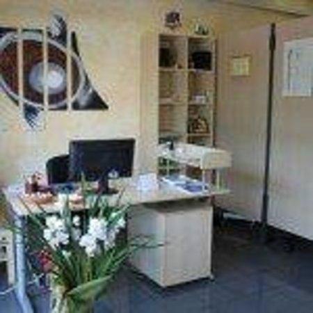 Fisioterapia Ciampino: La reception!