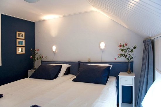 Amica Bed and Breakfast: Kamer 1 tweepersoons