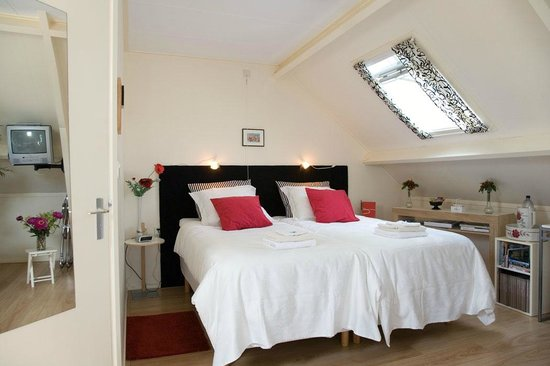 Amica Bed and Breakfast: Kamer 2 3 persoons