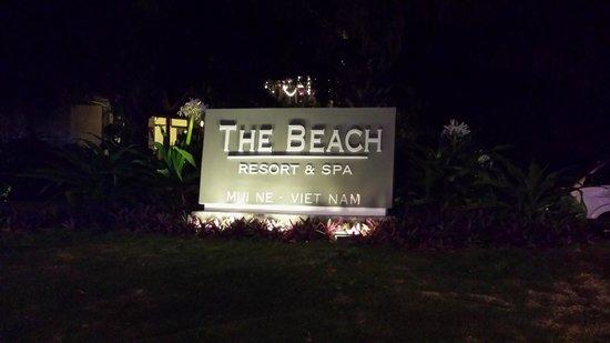 The Beach Resort : Entrée