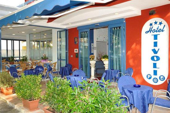 Hotel Tivoli: Entrata