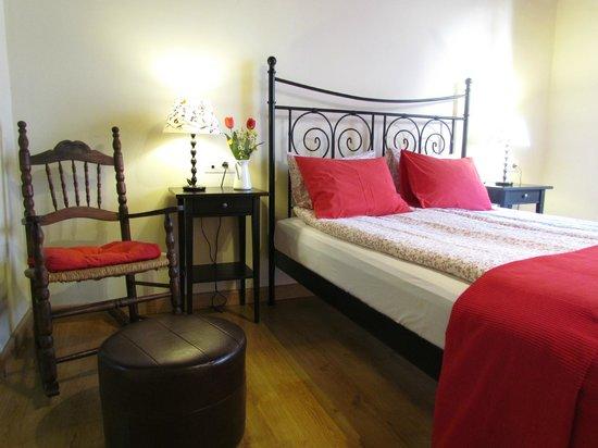 El Granado: Room in one of our apartments