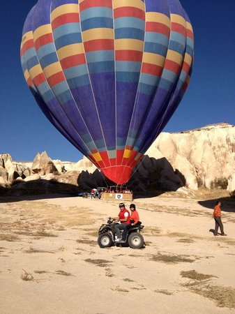 Boutique Turkey Travel: Cappadocia