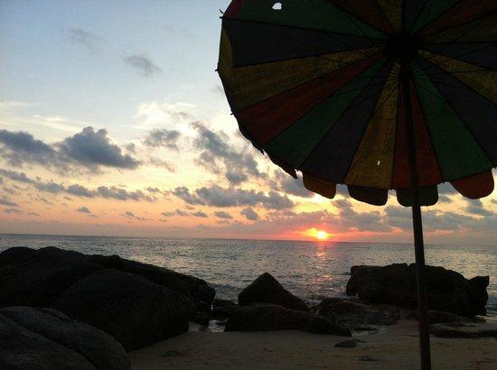 PGS Hotels Patong : пляж