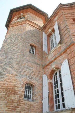 Château de Loubéjac : Château de Loubejac