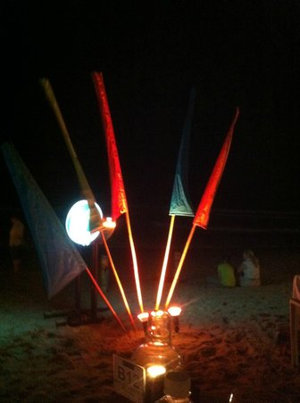 Banana Fan Sea Resort : Baitong Monday night barbecue is the best!