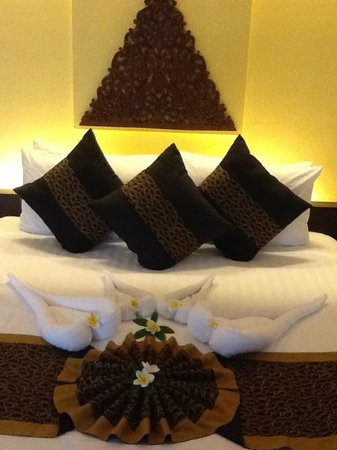 Banana Fan Sea Resort: welcome home ! comfy bed!