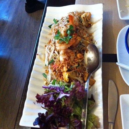 Bangkok Cafe: Padthai