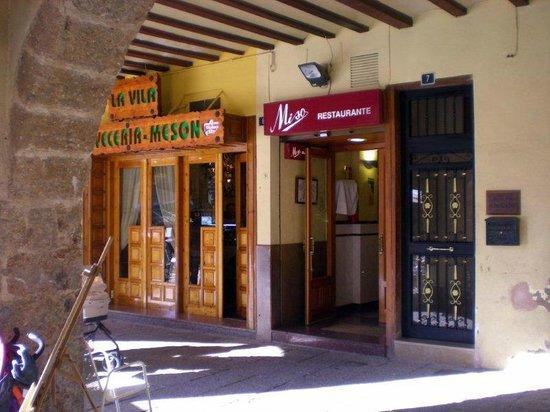 EL Miso C: Restaurant El Miso