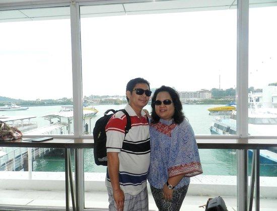 Singapore Cruise Center at Vivo City Mal