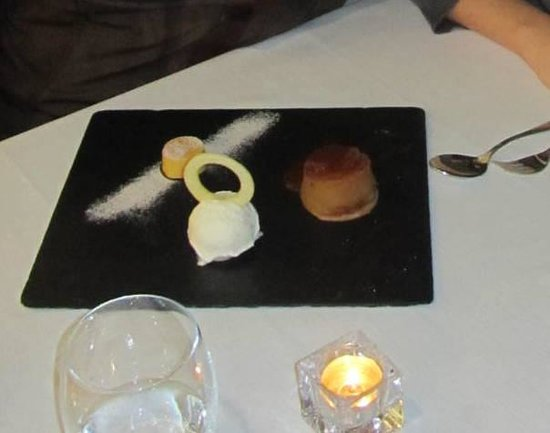 Locanda Ristorante 7 Mari: tarte tartin di mele