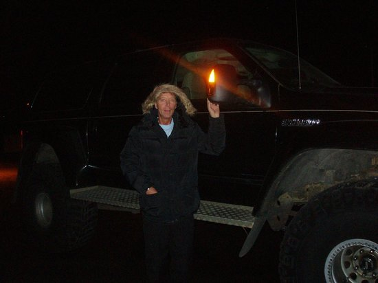 "Reykjavik Excursions Northern Lights Tour : Northern Lights Jeep safari with ""Zara"""