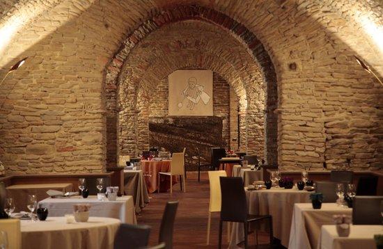 Relais San Maurizio: Il ristorante Guido da Costigliole