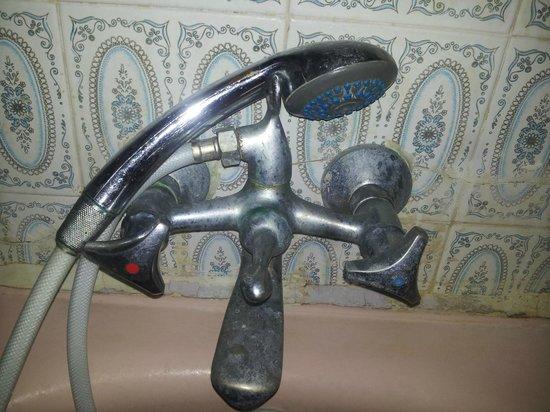 Hotel Sud Bahia: pulizia! vasca...